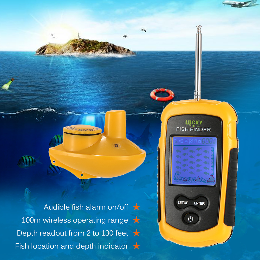 depth finder transducer promotion-shop for promotional depth, Fish Finder