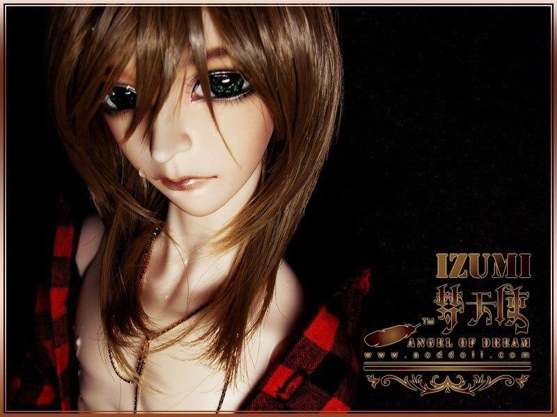 [wamami] AOD 1/3 BJD Dollfie Boy Set* FREE FACE UP/EYES/COUPON~IZUMI [wamami] aod 1 3 bjd dollfie girl set free face up eyes hui xiang