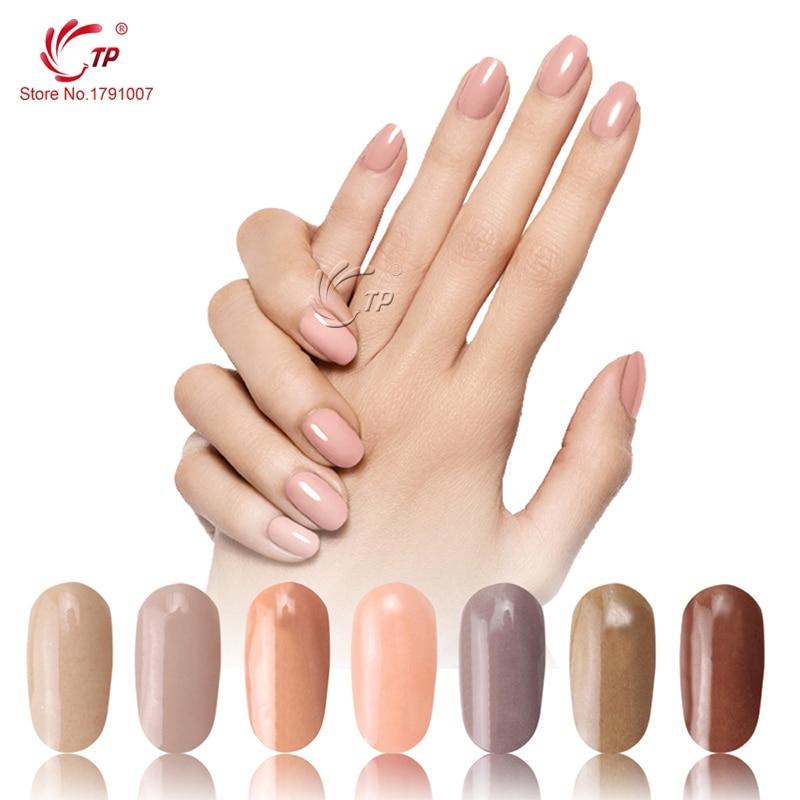 TP 28g/Box Nude Color Dipping Powder Without Lamp Cure Nails Dip Powder Gel Nail Powder Natural Air Dry For Nail Salon
