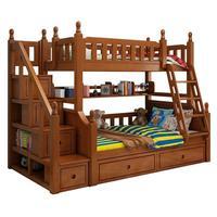 Tidur Tingkat Yatak Bett Room Set Ranza Deck Matrimonio Box Cama Moderna bedroom Furniture De Dormitorio Mueble Double Bunk Bed