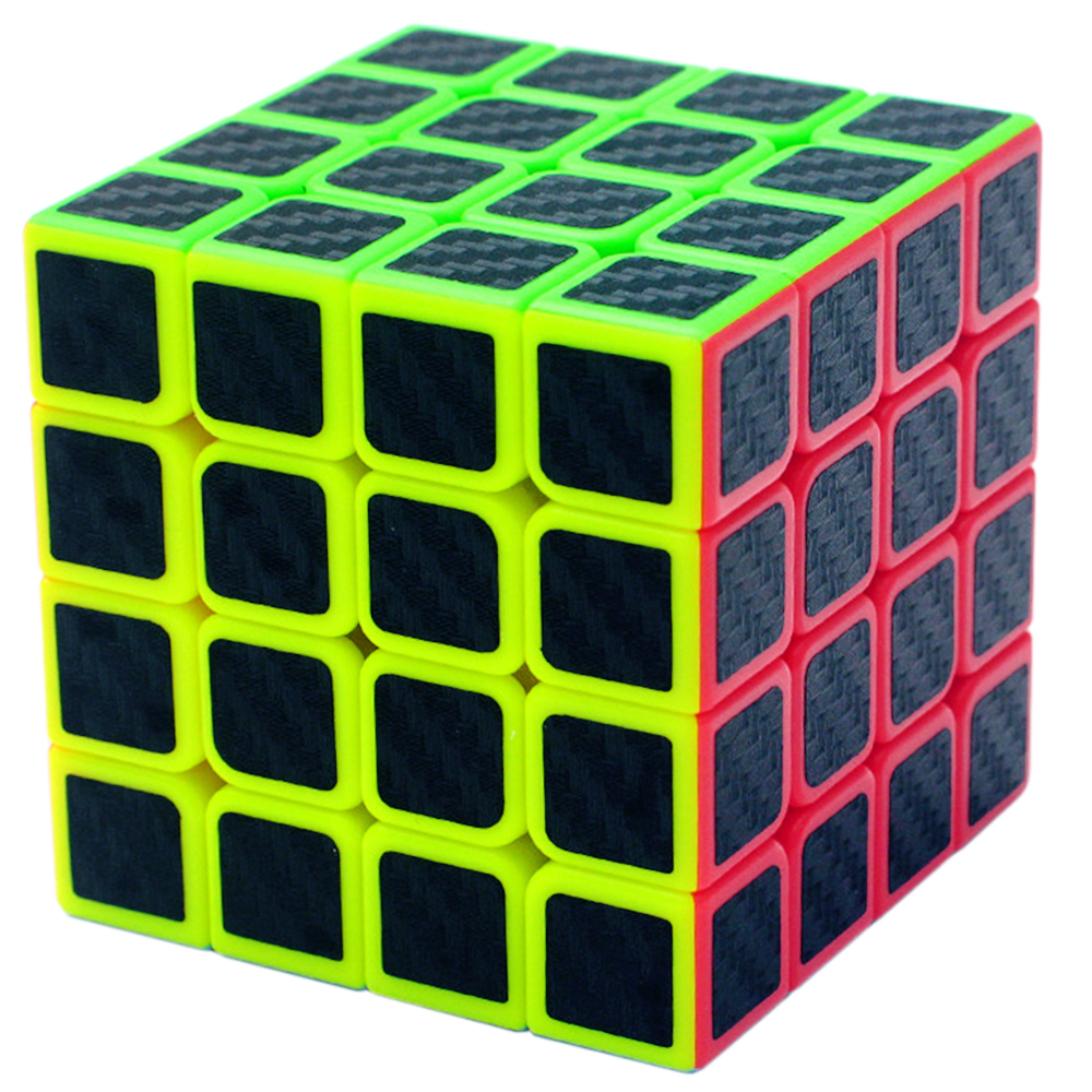 6.2CM 4*4 Cubo Megico ZCUBE 4 Layers Boys Educational Games and Puzzle Magic Cube 4x4x4 Anti-stress Toy for Kids