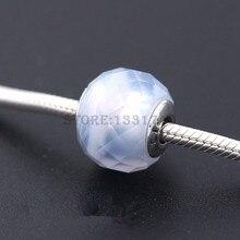 Paciencia Beads Fit Pandora Charms Original Esencia Esencia BRICOLAJE Pulsera Nuevo 925 Granos de La Plata Esterlina de La Joyería Que Hace