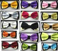20 цветов официальный коммерция сплошной цвет галстуки пром металл галстук для мужчины британский Stylecravat галстук-бабочка бабочки