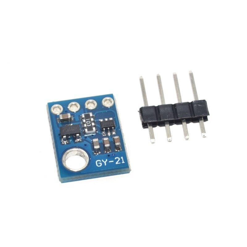 Capteur d'humidité GY-21 avec Interface I2C HTU21D pour Arduino haute précision industrielle