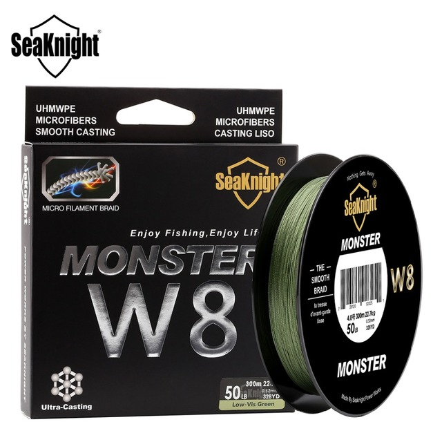 MONSTER W8 Fishing Line.