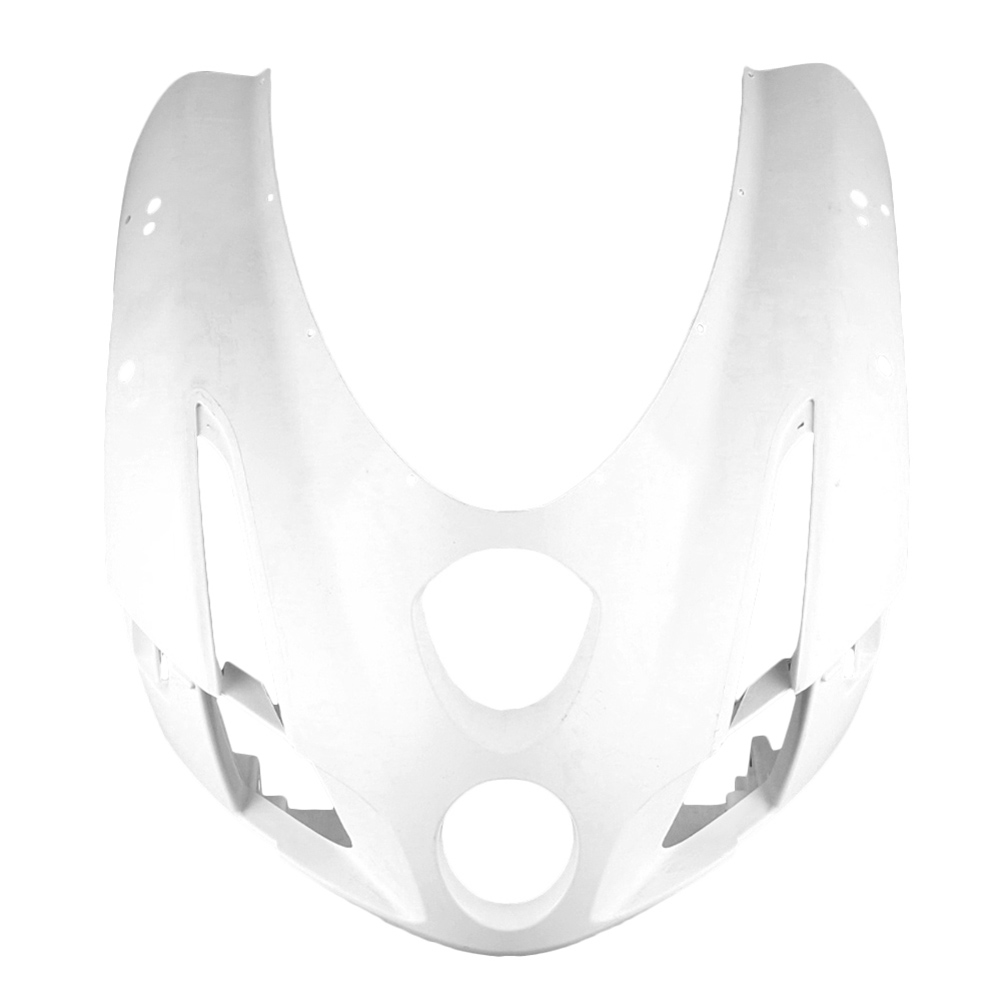 For DUCATI 999 749 Upper Front Nose Fairing Cowl 2003 2004 Motorbike Part Accessory Injection Mold ABS Plastic Unpainted White mouse component plastic injection mold cnc machining household appliance mold ome mold