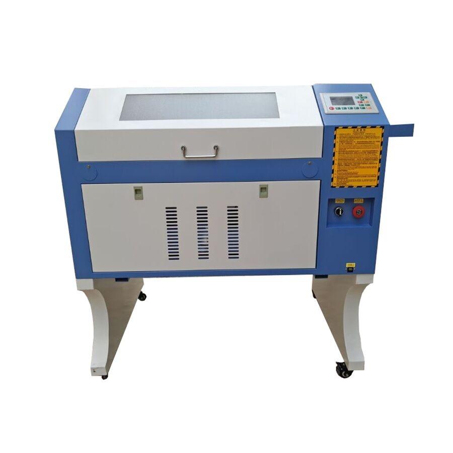 2017 Best Quality 6040 CO2 Laser Engraving Machine 4060 Laser Cutting Machine 60*40cm USB Port
