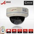 1080 P HD 2.0 Mpegapixel H.264 Onvif 25fps CMOS IR Dome CCTV Segurança de Rede Ao Ar Livre Câmera IP POE