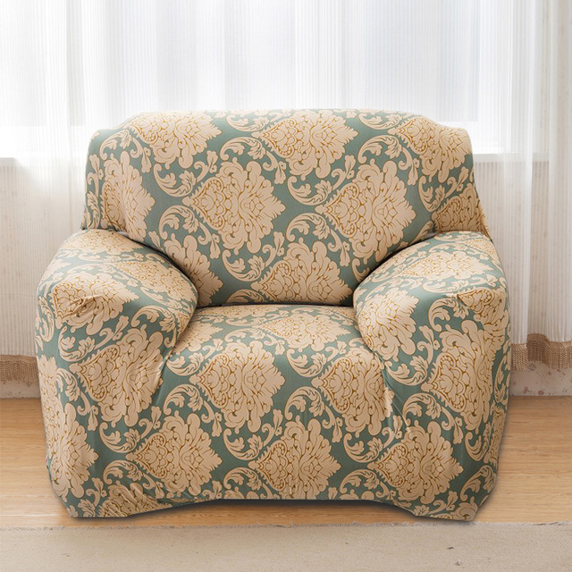 Neue 15 Muster Weichen Abdeckung Sofa Elastischen Couch Sofa ...