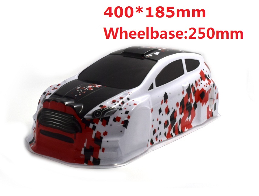 Image 4 - Ewellsold 1/10 Scale On Road Drift Car Painted PVC Body Shell 190MM for 1/10 Radio controlled car Multiple options 1pcParts & Accessories   -