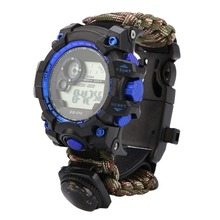 New Men's Watch Waterproof Luminous Multifunction Watch Ther