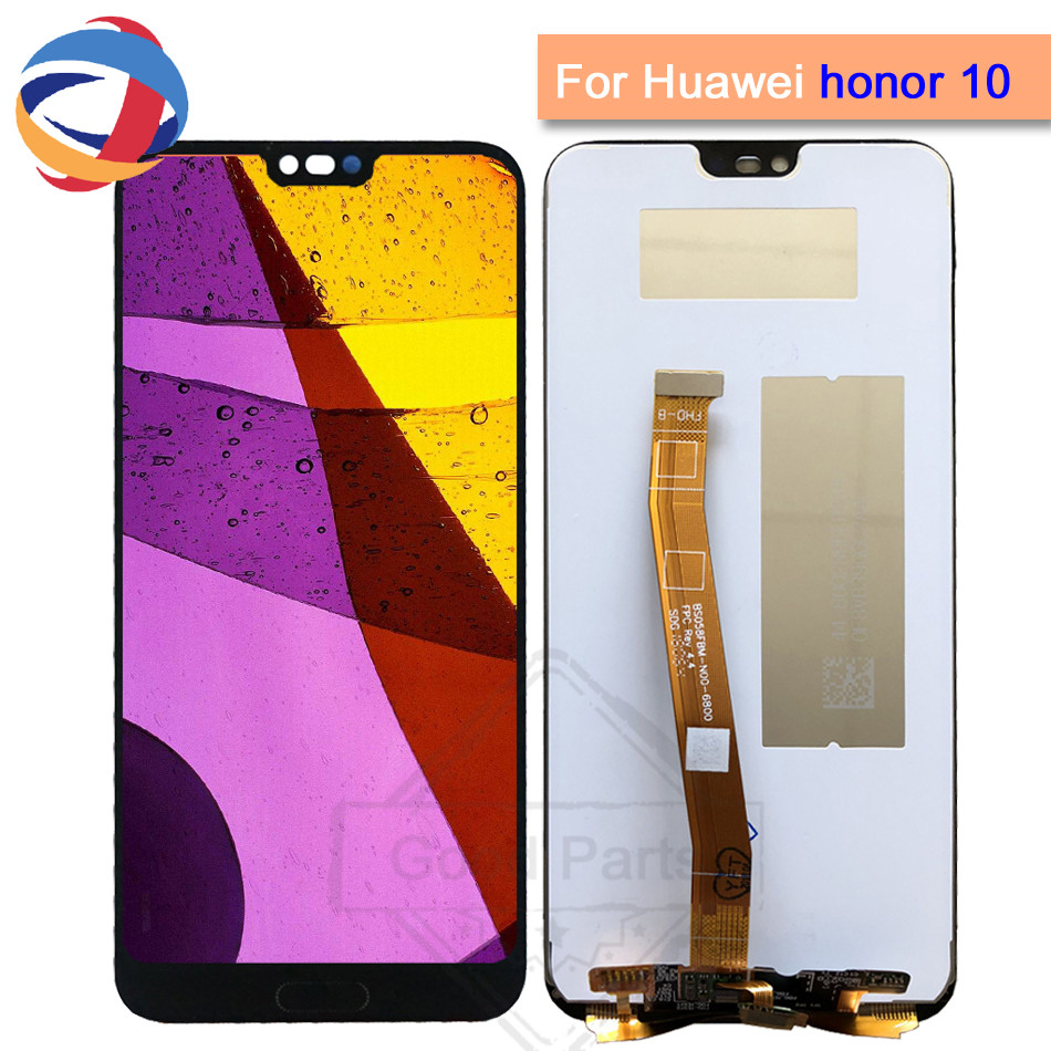 5 8 LCD For Huawei Honor 10 Display Touch Screen For Huawei Honor10 Display On Col