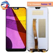 5,8 »ЖК-дисплей для huawei Honor 10 Дисплей Сенсорный экран для huawei Honor10 Дисплей на Col L29 вид 10 ЖК-дисплей сборки