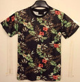 [Elmo] hot 2015 Moda homens/mulheres Flor Hop Número 99 Impressão Roupas tamanho dos homens dos ganhos tshirt dolce _ homens M-XXL Frete grátis