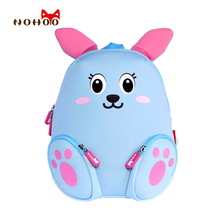 Luggage Bags - Special Purpose Bags - NOHOO Little Kids Children's School Bags Backpacks 3D Cartoon Rabbit Small Backpack Toddler Baby Girls School For 2-4 Years Old