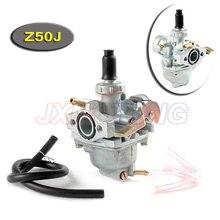 Conjunto de carburador de 14mm para Honda monkey Mini Trail Z50 Z50A Z50R Z50J K3 K2 K1 K0