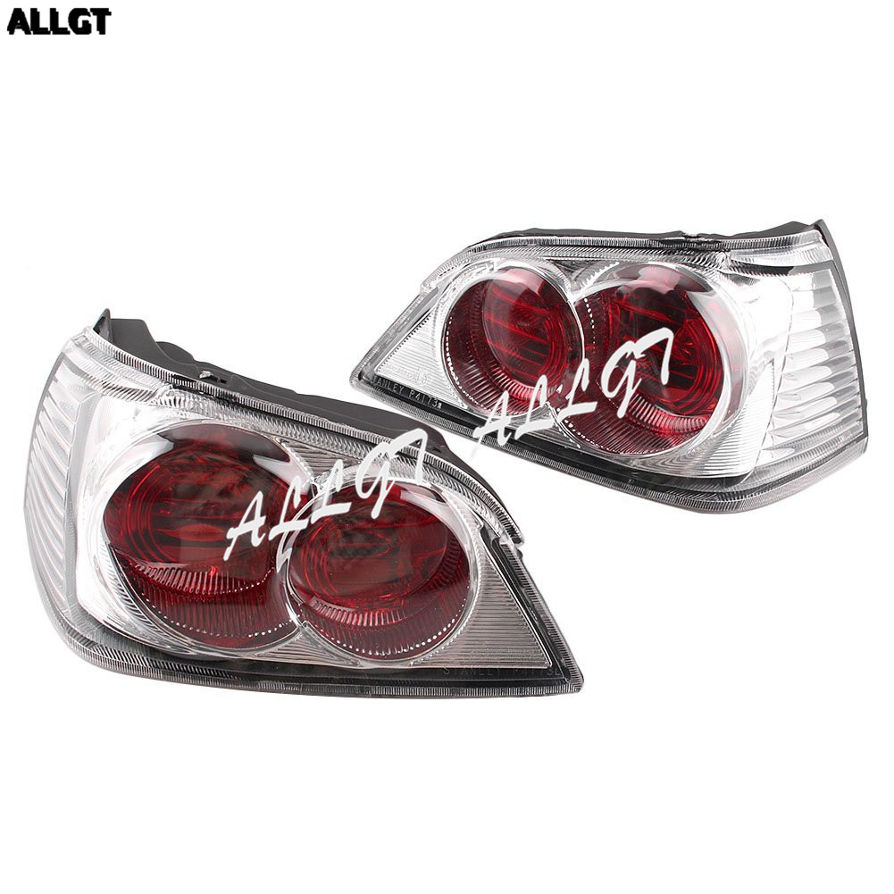 Upper Integrated Trunk Turn Signal Tail Light Lens Cover Fit Honda Goldwing GL1800 2001 - 2006 2007 2008 2009 2010 2011
