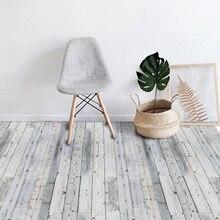 Suelo impermeable pegatinas casa creativa de piso de PVC pegatinas sala de cocina pegatinas a prueba de