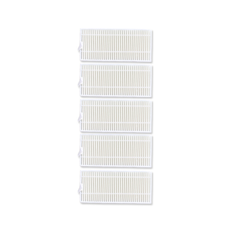 5* Robot HEPA Filter For QQ6 Hofer Easy Home SR1  IPlus S5 Linnberg Clobot MT-810 Robotic Vacuum Cleaner Parts Accessories