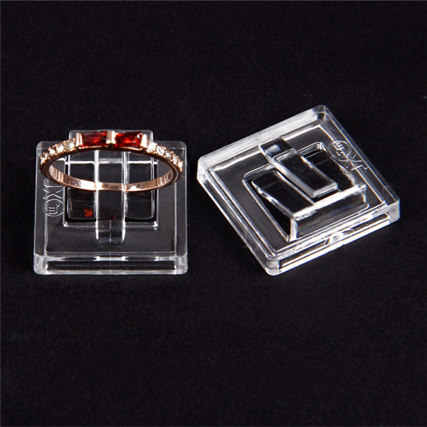 aliexpress buy tonvic 100pcs plastic ring display