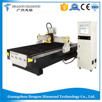 China Wood CNC Router/CNC 3D Wood Engraving Machine LZ-1325D - DISCOUNT ITEM  10% OFF Tools