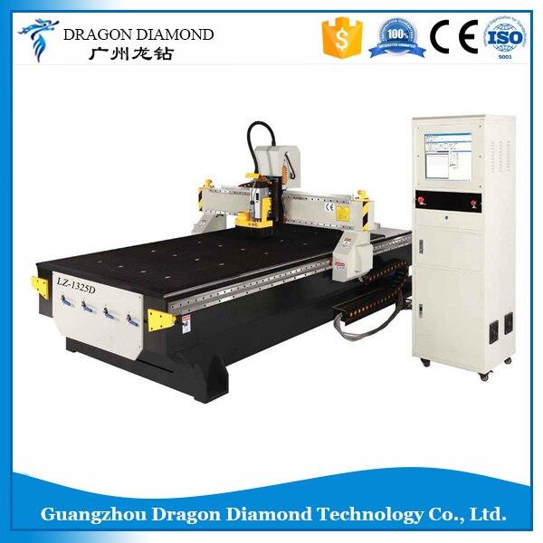 China Wood CNC Router/CNC 3D Wood Engraving Machine LZ 1325D