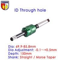 Roller Burnishing Tool (Roller diameter 69.9 85.8mm) for ID Through Hole