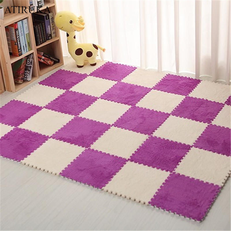 Baby Play Mat Puzzles For Kids Carpet  In The Nursery Children's Mat Foam Developing Mat Eva Puzzles Foam Play Speelkleed