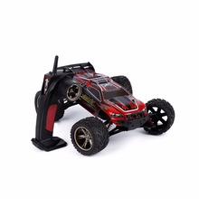 1:12 Scale Electric Monster Hobby Truck With Waterproof Electronics 2.4 GHz Remote Control Off Road Truggy Toys