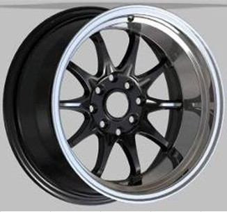 Super Light Sport Car Alloy Wheels Rims 15 16 17 Inch Fits Mazda3