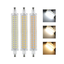 LED Lamp R7S Led Corn Light AC85-265V Dimmable 5W 10W 12W 15W Bulb