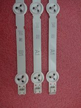 (New original Kit)3 PCS(2*A1 1*B1)7LEDs 630mm LED backlight strip for LG 32LN5700 6916L-1204A 6916L-1426A 1438A(China)
