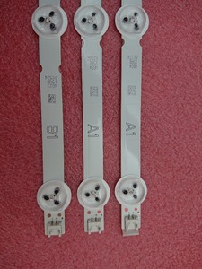 Image 1 - (חדש המקורי ערכת) 3 PCS(2 * A1 1 * B1) LED תאורה אחורית רצועת עבור LG 32LN570Z 32LN5700 32LN540B 6916L 1204A 6916L 1426A 1438A