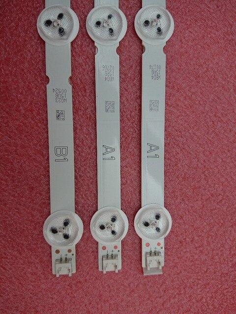 (חדש המקורי ערכת) 3 PCS(2 * A1 1 * B1) LED תאורה אחורית רצועת עבור LG 32LN570Z 32LN5700 32LN540B 6916L 1204A 6916L 1426A 1438A
