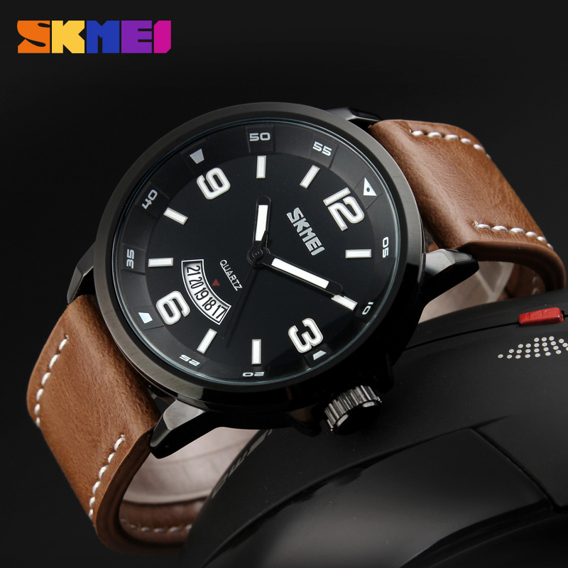 SKMEI Mens Watches Top Brand Sports Watches Fashion Casual Quartz Watch Men Military Wristwatch Male Relogio Masculino Clock hongc watch men quartz mens watches top brand luxury casual sports wristwatch leather strap male clock men relogio masculino