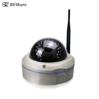 BFMore Wireless Starlight Level Vandan Proof IP Camera 2 0MP 2 8 12mm Auto Zoom 1080P