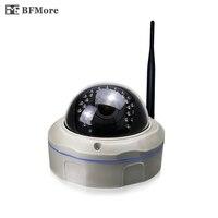 BFMore Wireless Starlight Level Vandan Proof IP Camera 2 0MP 2 8 12mm Auto Zoom 1080P