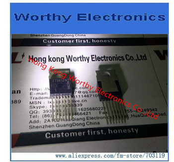 Free  shipping   10PCS/LOT     ITS612N1    IC SWITCH HISIDE SMART TO220-7