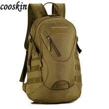 Wasserdichte 3D Military Tactics Rucksack Rucksack Tasche 20L für Wanderung Trek Camouflage Reiserucksack