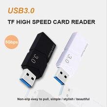 High Speed USB 3.0 Memory Card Reader Kit for TF Card Adapter Converter Tool DJA99