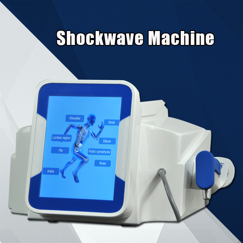 New Arrival !! Shock Wave Machine Physiotherapy Shockwave Therapy Extracorporeal Neck Shoulder Pain Relief Massage For Arthritis