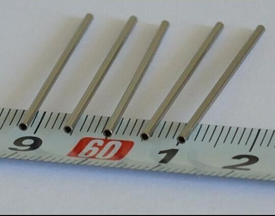 Tube En Acier Inoxydable 1mm 2mm 3mm 4mm 5mm 6mm 7mm 8mm
