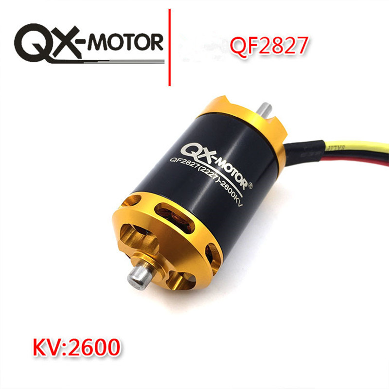 QX Motor 70mm Electronic Ducted Fan 12 Blades EDF With 2827 KV2600 Brushless Motor and 80A esc For RC Drone Model Parts in Parts Accessories from Toys Hobbies