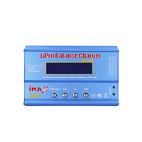iMAX B6 80W 6A Lipo NiMh Li ion Ni Cd Balance Charger Discharger with Adapter for RC Redcat Axial HSP Tamiya Car Model Battery