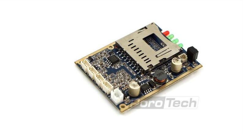 FREEReal zeit 1CH Mini HD XBOX DVR Platine Up D1 30fps Unterstützung 32 GB Sd-karte Sicherheit Digitaler Für Flugmodelle Video Recorde