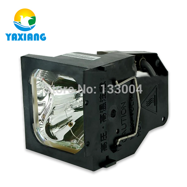 Compatible projector lamp POA-LMP18 610-279-5417 with housing for PLC-SP20 PLC-XP07 PLC-XP10A PLC-XP10BA PLC-XP10EA PLC-XP10 etc replacement projector bare lamp bulb with housing poa lmp18 610 279 5417 for sanyo plc xp07 pcl sp20 plc xp10na projectors