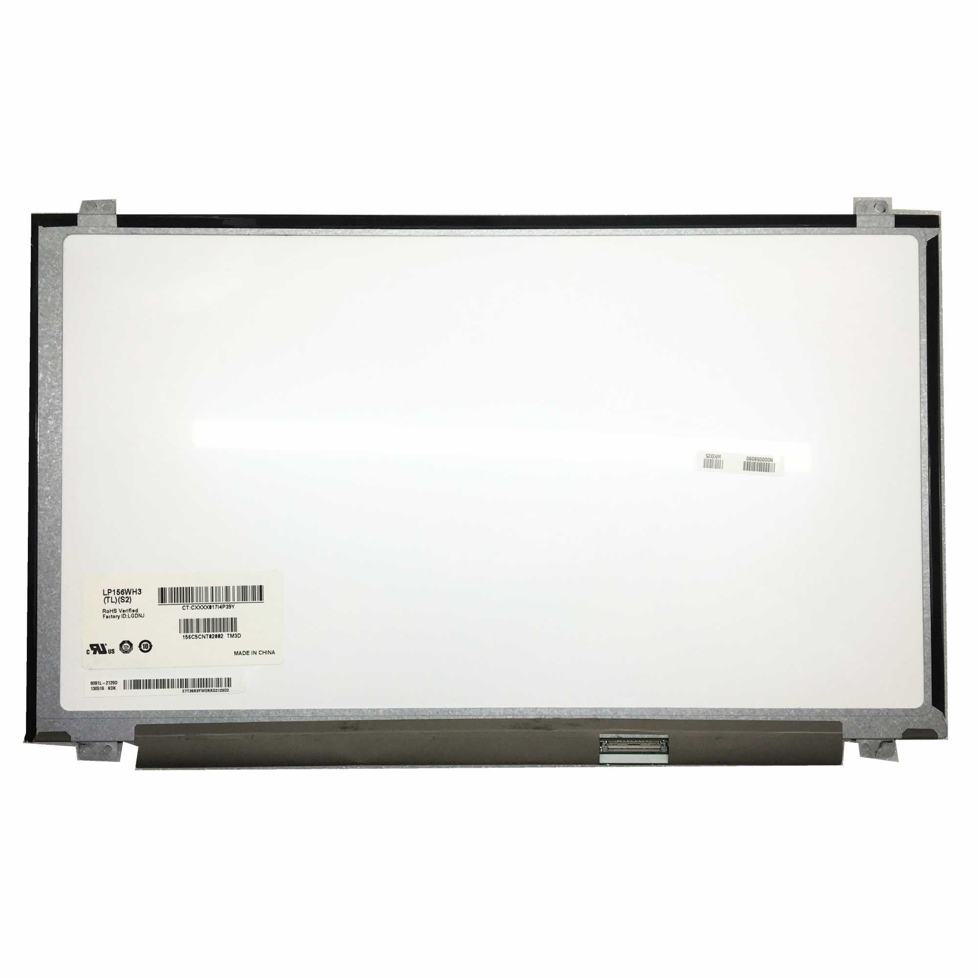 Free shipping LP156WH3 TLS2 LP156WH3 TLS2 TLS1 TLA2 TLA1 LP156WH3 TLT1 LP156WH3 TLE1 LP156WH3 TLB1 LP156WH3 TLAA 40 pins-in Laptop LCD Screen from Computer & Office    1