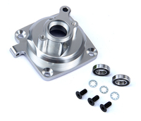 CNC alloy clutch bell mount for 26cc 29cc engine for 1/5 rovan baja km hpi Free shipping