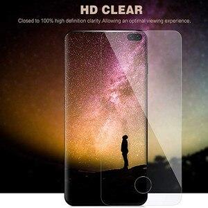 Image 5 - מגן זכוכית על לסמסונג s10e s10 בתוספת עבור galaxy s9 s8 מזג גלאס s 10 e 9 8 s10plus samsong gelaksi screenprotector