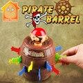 Minitudou Дети Забавный Новинка 16 Мечи Больший Размер Ствола Игры Игрушки Супер Интересно Пиратский Tricky Игрушки